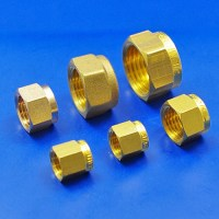 COM.NUT: compression nut - solderless fittings - Fittings ...