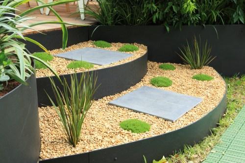 Medium Of Metal Garden Edging