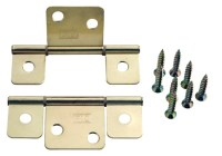 Interior Door Hinge with Extended Leaf for Mobile Home ...
