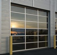 Commercial Roll Up & Overhead Garage Doors in Lewisville ...