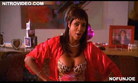 Vivica A. Fox Nude Scene Getting Played Posing Hot Beautiful