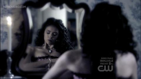 Nina Dobrev Nude Scene The Vampire Diaries As I Lay Dying Hd