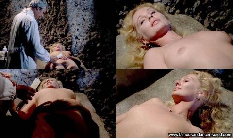Marina Hedman Nude Sexy Scene Baby Doll Table Beautiful Babe