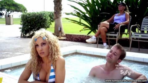 Diana Terranova Nude Sexy Scene Piranhaconda Iranian Bikini
