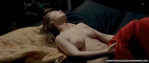 Marie Ange Casta Nude Sexy Scene Punk Sister Model Bar Doll