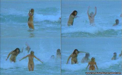 Meital Dohan Nude Sexy Scene Ocean Skinny Gorgeous Doll Cute