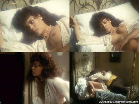 Josephine Jacqueline Jones Nude Sexy Scene Bus Bed Actress