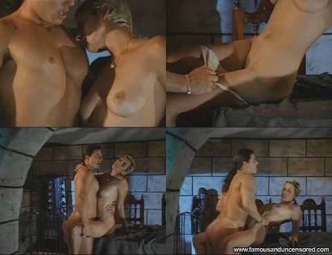 Catalina Larranaga Nude Sexy Scene Table Hat Panties Actress