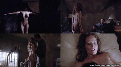 Chelah Horsdal Nude Sexy Scene Horror Hat Car Bed Beautiful