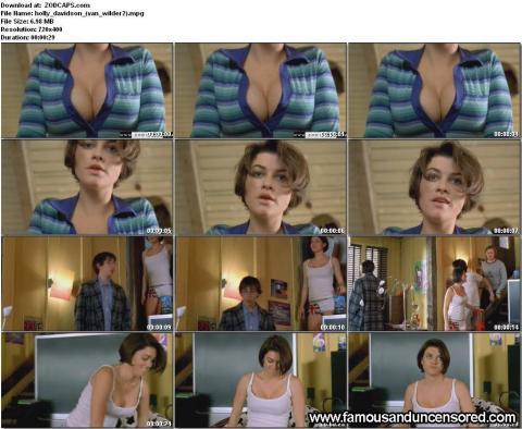 Holly Davidson Nude Sexy Scene Van Wilder 2 The Rise Of Taj