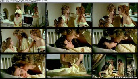 Silvia Dionisio Nude Sexy Scene Sister Vampire Lesbian Legs