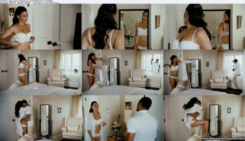 Paula Patton Nude Sexy Scene Jumping The Broom Legs Gorgeous