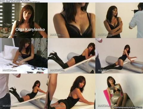 Olga Kurylenko Nude Sexy Scene Boots Photoshoot Legs Famous