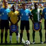 Minute By Minute: Nigeria Vs Brazil