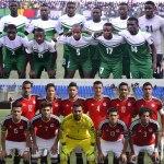 Minute By Minute – Nigeria Vs Egypt