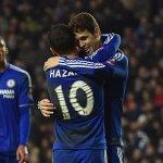 FA Cup: Oscar Hits Hat-trick As Chelsea Thrash MK Dons