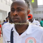 Ibenegbu Disappointed With Home Eagles Draw With Angola