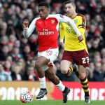 """Wenger: """"Clever"""" Iwobi Should Play For England, Not Nigeria"""