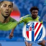 Dempsey Backs Martins' Chinese Move