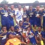 Kanu Celebrates Papilo FC Imo Federation Cup