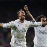 Ronaldo Hat-Trick Sends Madrid Through; City Overcome PSG, Make History