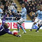 Newcastle Hold Man City As Bayern Reach Cup Final