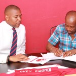 Former Enyimba Coach Emordi Joins COD United