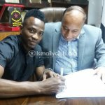 Ismaily Confirms John Utaka's Return