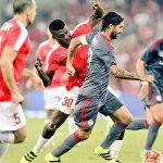 Ogu Dedicates Win Against Olympiakos To Be'er Sheva Fans