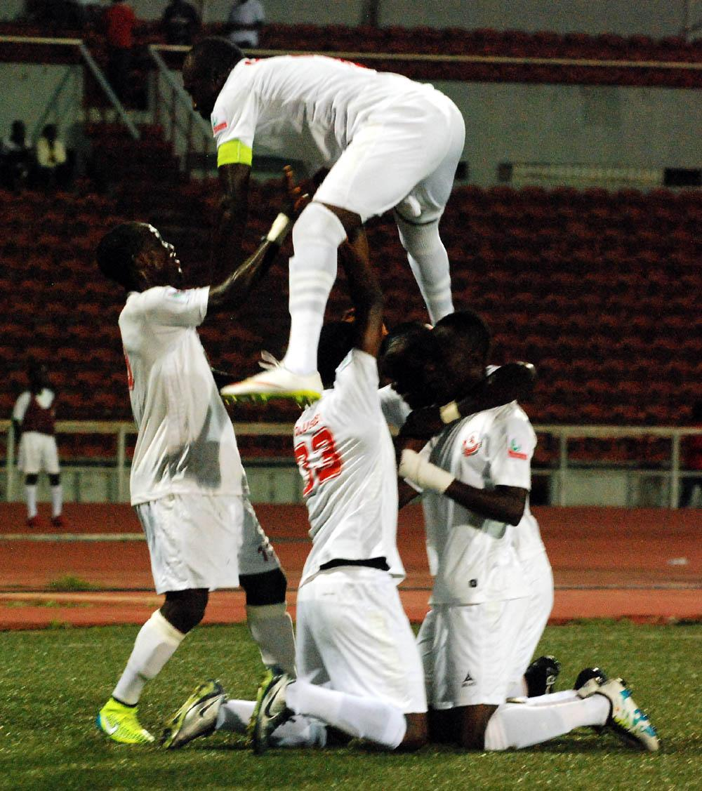 Nana Bonsu wins Nigerian Premier League with Enugu Rangers