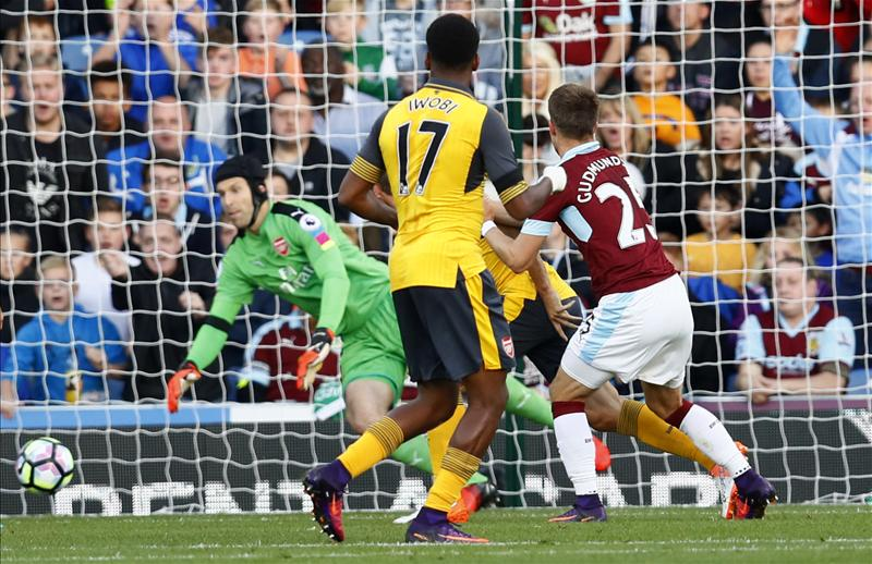 Arsenal Were Lucky Against Burnley - Wenger