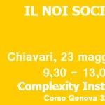 Il Festival della Complessità 2015 anche a Chiavari