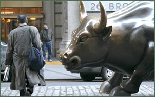 bull investor