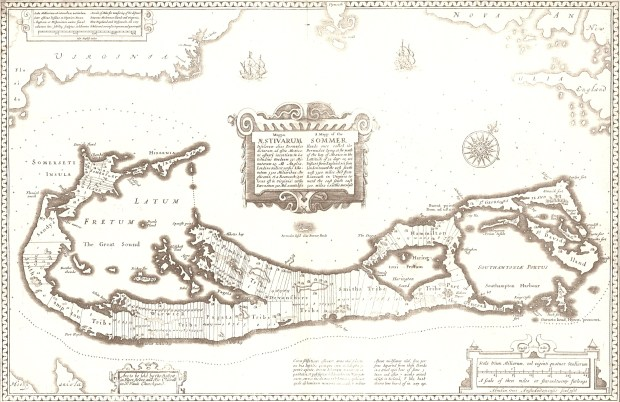 map of bermuda and compliance