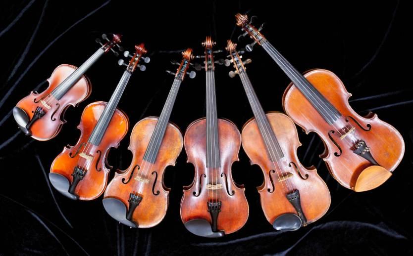 Cómo elegir el tamaño del violín