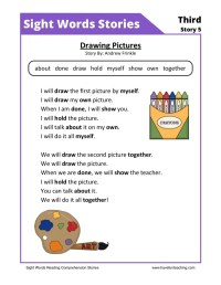 Comprehension Activities For First Grade - popflyboys