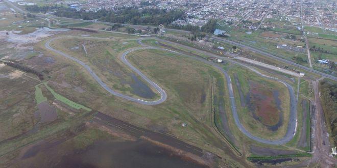 autodromo aerea
