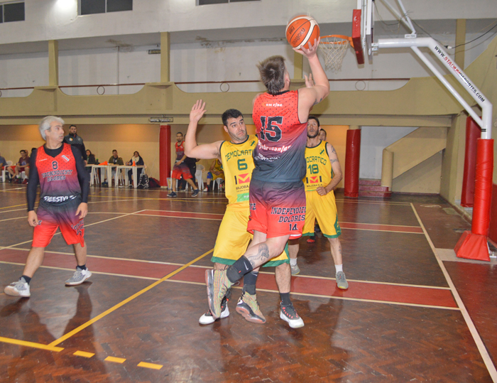 Basquet Primera Independiente - Democrativo