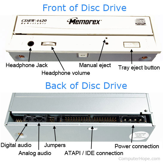 Verifying the CD-ROM cables are correctly connected