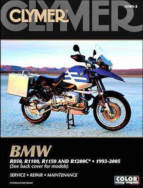 bmw r1100 r1100rt r1100rs 1993 2001 repair service manual