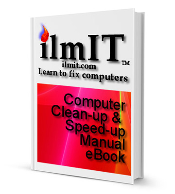 Computer clean up and speed up manual ilmit computer repair ebooks clean up and speed up your computer now fandeluxe Ebook collections