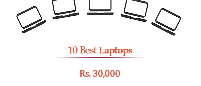 Top 10 Best Laptops Under 30000 Rs in India
