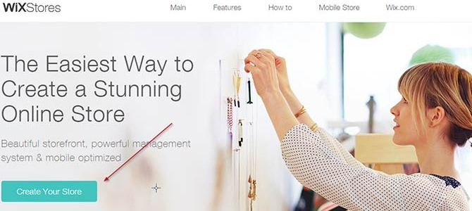 Build Gorgeous Ecommerce Websites With WixStores