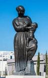 lactancia escultura