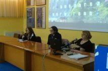 I relatori durante il dibattito.