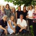 Una pequeña comunidad de adultos mayores