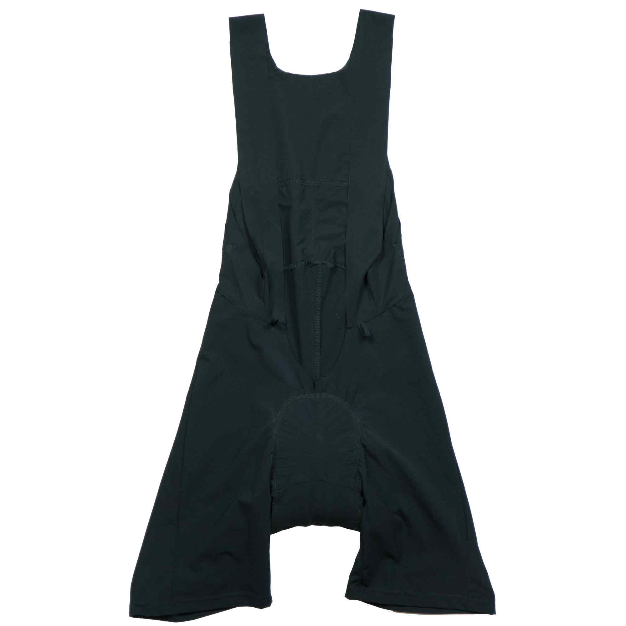 Synthetic off-road bib shorts