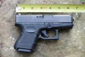 G26 Concealed carry length