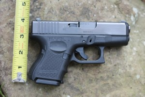 Glock 26 Concealed Carry Height