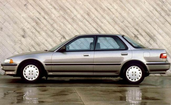 92801031990209 1993 Acura Vigor Specs